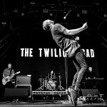 The Twilight Sad at BST in Hyde Park, London, by Paige K. Parsons