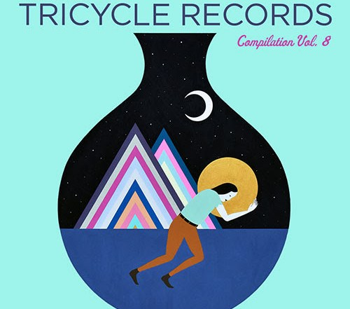 8th Annual Tricycle Records Compilation arrives on Friday
