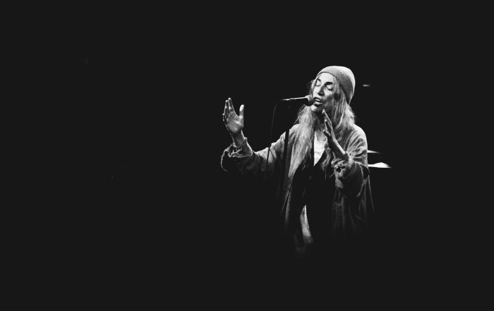 Review + Photos: Patti Smith and Her Band at the Fillmore