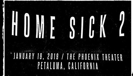 Home Sick 2 strives for post-punk variety in Petaluma