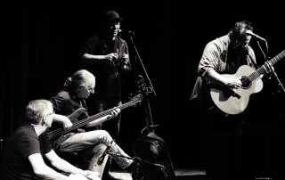 Fingerstyle Guitar with Mark Vickness, Michael Manring and Don Ross at Freight & Salvage, by Carolyn McCoy