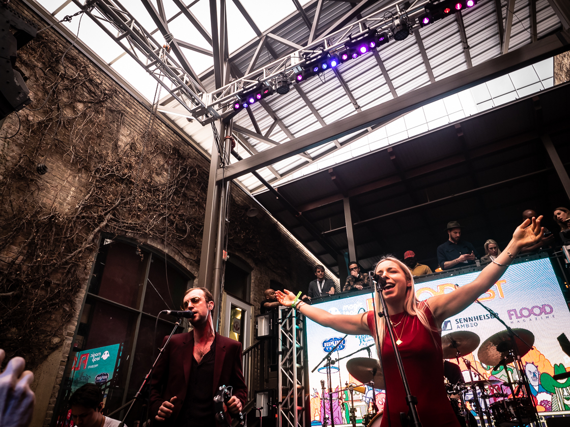SXSW Day Two: Haelos by Norm deVeyra