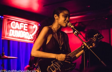 Photos: Adia Victoria at Cafe du Nord
