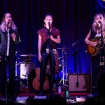 T Sisters at the Swedish American Hall, by Jon Bauer