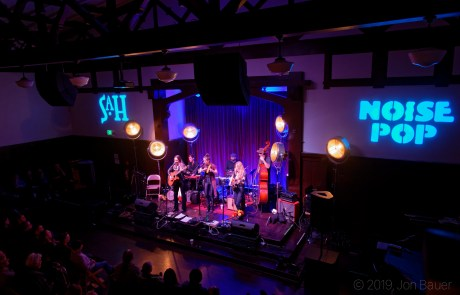Photos: Cosa Nostra Strings and T Sisters at Swedish American Hall