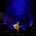 Charlie Cunningham at Grace Cathedral, by Jon Bauer