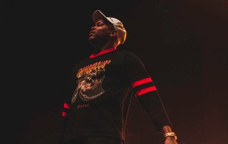 YG at Bill Graham Auditorium, by Julian Johnson