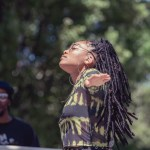 UMI at Sol Blume 2019 at Cesar Chavez Plaza, by Robert Alleyne