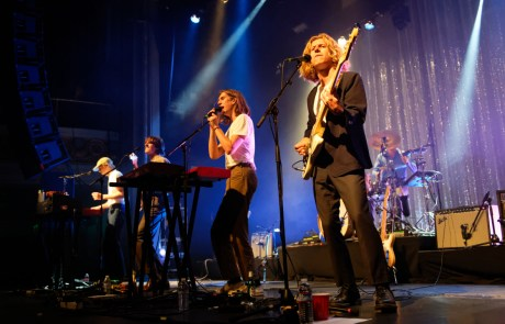 Photos: Parcels at the Regency Ballroom