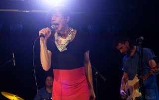 Ezra Furman at Slim's, by Jon Bauer