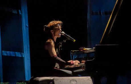 Review + Photos: Amanda Palmer at the Warfield