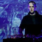 Steve Hauschildt at MUTEK.SF 2019 at 906 World Cultural Center, by Jon Bauer