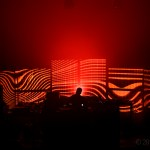 Sepehr at MUTEK.SF 2019 at Broadway Studios, by Jon Bauer