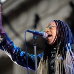 Ian Isiah at the Greek Theatre, by Jon Bauer
