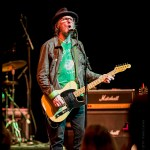 Tommy Stinson at The Mystic Theater, by Patric Carver