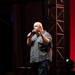 Guy Branum at Clusterfest 2019, by SarahJayn Kemp