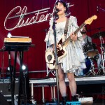 Japanese Breakfast at Clusterfest 2019, by SarahJayn Kemp