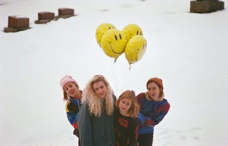 Phono del Sol: Chastity Belt are equal parts earnestness and irony