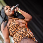 CupcakKe at Outside Lands 2019, by Daniel Kielman
