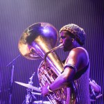 Sons of Kemet at SFJAZZ, by Ria Burman