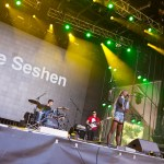 The Seshen at Outside Lands 2019, by Daniel Kielman