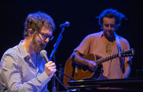 Review + Photos: CAKE + Ben Folds at the Shoreline Amphitheatre
