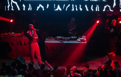 Review + Photos: Madlib x Freddie Gibbs at 1015 Folsom