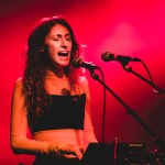 Maiah Manser at the Independent, by Ian Young