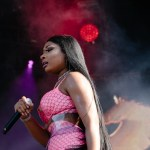 Megan Thee Stallion at Rolling Loud 2019, by Salihah Saadiq