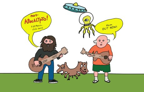 Tenacious D rocks Masonic October 25