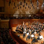 Ben Folds with the San Francisco Symphony at Davies Symphony Hall, by Jon Bauer
