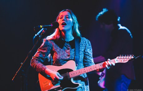 Photos: Julia Jacklin at the Independent