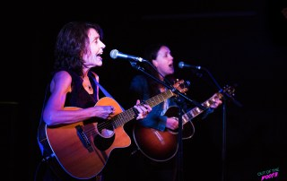Suzzy Roche & Lucy Wainwright Roche at Hopmonk Tavern Novato, by Ria Burman