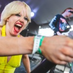Amyl and the Sniffers at SXSW 2019, by Ian Young