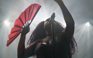 Nao at The Warfield, by Jon Bauer
