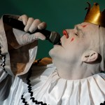 Puddles Pity Party at Palace of Fine Arts for SF Sketchfest 2019, by Jon Bauer