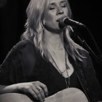 Victoria George at the Sweetwater Music Hall, by Carolyn McCoy
