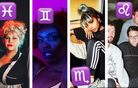 We paired our favorite local bands with astrological signs