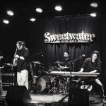 Katie Knipp at the Sweetwater Music Hall, by Carolyn McCoy