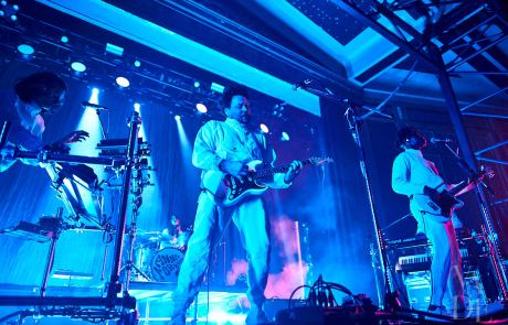 Photos: Metronomy at the The UC Theatre