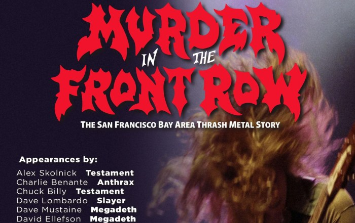 'Murder in the Front Row': An interview with director Adam Dubin