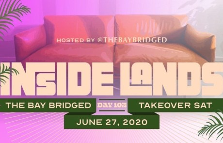 TBB takes over Inside Lands this Saturday
