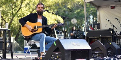Father John Misty at The Sound Summit 2021, by William Wayland