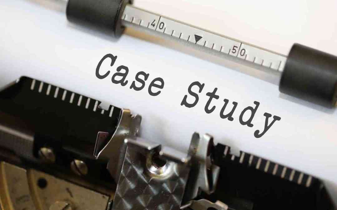 A Simple Formula for Compelling B2B Case Studies