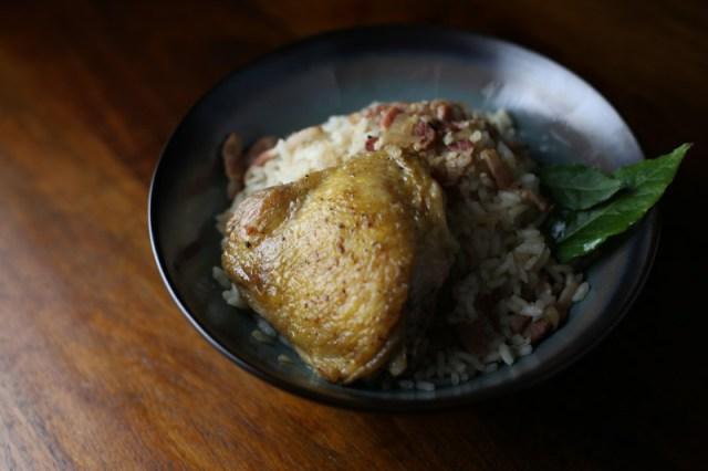 Cast Iron Chicken Adobo