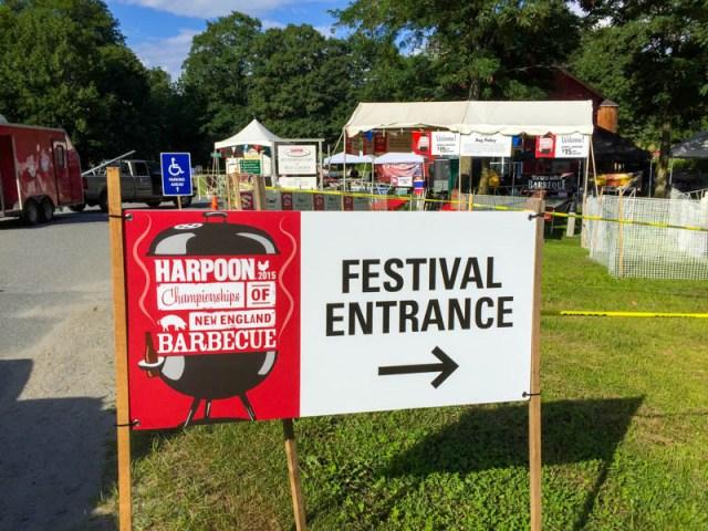 2015 Harpoon Championships of New England BBQ