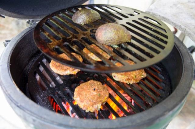 Best Big Green Egg Turkey Burgers