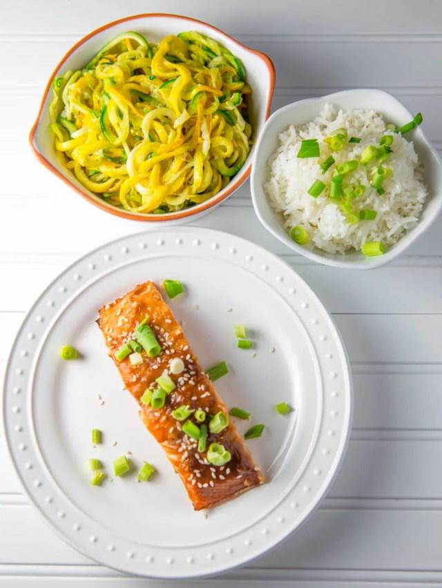 Big Green Egg Cedar Plank Miso Salmon