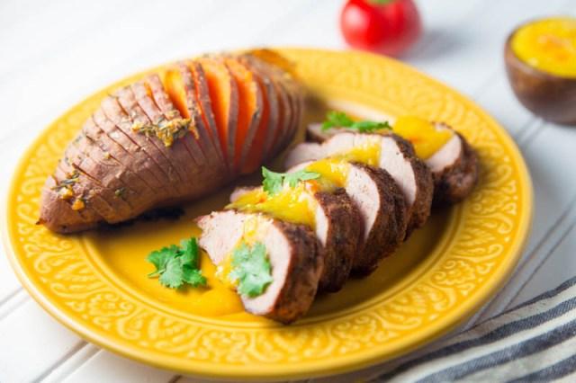 Caribeque Jamaican Jerk Pork Tenderloin