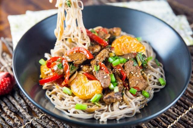 Tasty Thai Chili Pork Stir Fry